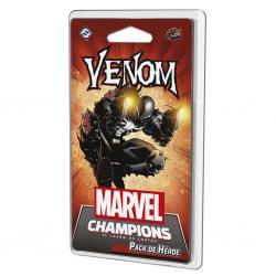 Marvel Champions Lcg: Venom Pack de Héroe