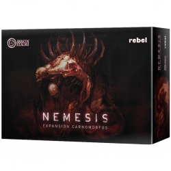 Carnomorfos expansion for Edge Entertainment's Nemesis board game.