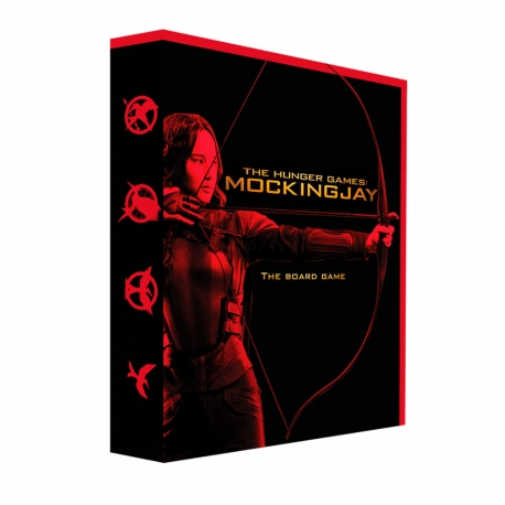 Board game The Hunger Games Mockingjay from Gen X Games