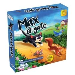 Juego de mesa cooperativo infantil Max el Gato de Gen X Games