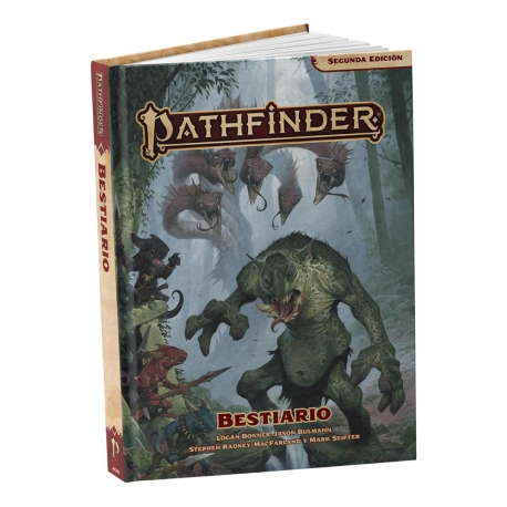 Pathfinder Bestiary 2nd Edition from Devir