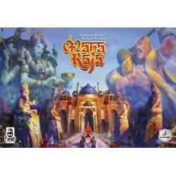 Maharaja strategic area control board game from Maldito Games
