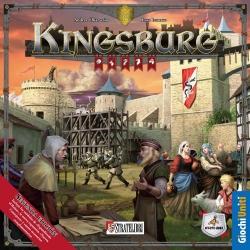 Board game Kingsburg from Maldito Games