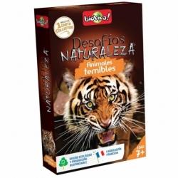 Desafíos Naturaleza: Animales Temibles
