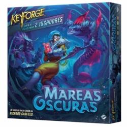Keyforge: Mareas Oscuras. Caja De Inicio