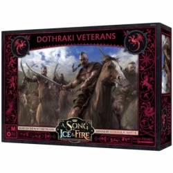 Canción De Hielo Y Fuego Jdm: Veteranos Dothraki
