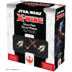 X-Wing 2ª Edición. Celula Fenix