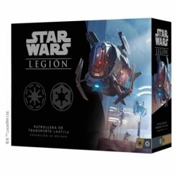 Star Wars: Legión Patrullera De Transporte Laat/Le