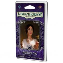 Arkham Horror Lcg - Jacqueline Fine Mazo De Investigador