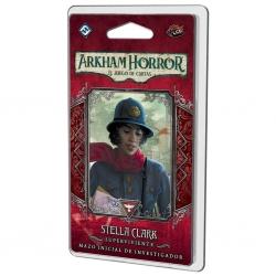 Arkham Horror Lcg - Stella Clark Mazo De Investigador