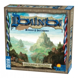 Board game Dominion 2nd Edition by Devir