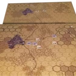 XXL Normandy maps set (FOREX)