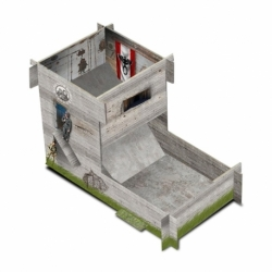 Normandy dice towers