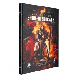 Juego de rol Vástagos de Shub-Niggurath Tomo II de Shadowlands Ediciones