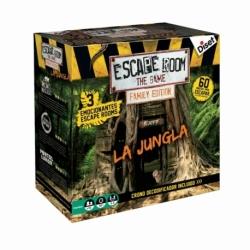 Escape Room Family Edition - The Jungle