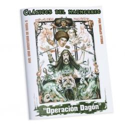 Juego de rol Operación Dagón de Other Selves
