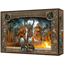 A Song Of Ice And Fire Jdm: Links of the Free People I From CMON Games