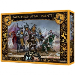 A Song Of Ice And Fire Jdm: Baratheon Bonds I From CMON Games