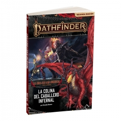 La era de las cenizas 01 La colina del Caballero infernal Pathfinder 2ª Edición de Devir
