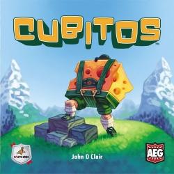 Board game Cubitos from Maldito Games