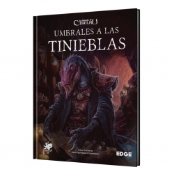 Thresholds to Darkness Call Of Cthulhu RPG from Edge Entertainment