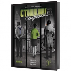 Roleplaying Game Cthulhu Confidential by Edge Entertainment