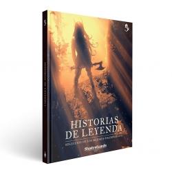 Juego de rol Historias de Leyenda de Shadowlands Ediciones
