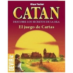 CATAN - CARDS GAME (MINI)