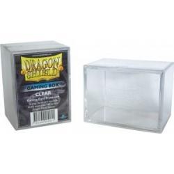 Deck Acrílico Dragon Shield Transparente