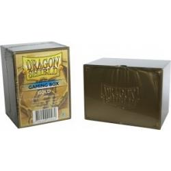 Deck Acrílico Dragon Shield Oro
