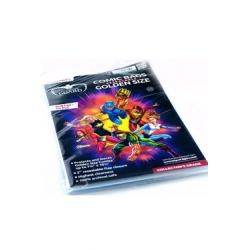 Bolsas Con Cierre Comic Golden Ultimate Guard 100 Unid.