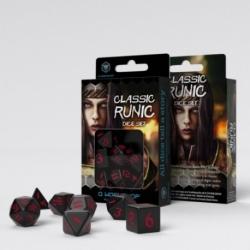 Qw Caja Dados Runic Rojo Y Negro (7)