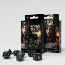 Qw Caja Dados Runic Negro Y Verde (7)