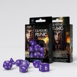 Qw Caja Dados Runic Púrpura Y Blanco (7)