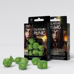 Qw Caja Dados Runic Verde Y Amarillo (7)