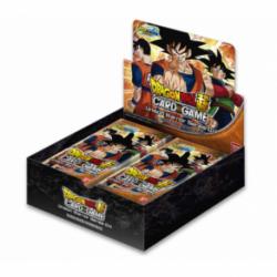 Dragon Ball Tcg Packets B13 Supreme Rivalry (24) English