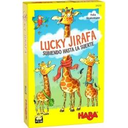 Lucky Giraffe