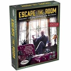 Think Fun:Escape Room The Secret Dr. Gravely