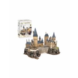 Puzle Harry Potter 3D Castillo De Hogwarts