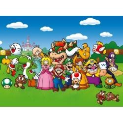 Puzle 100 Super Mario