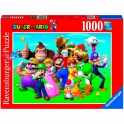 Puzle 1000 Nintendo Super Mario