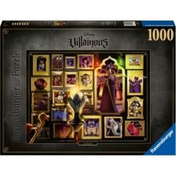 Puzle 1000 Disney Villanos Jafar