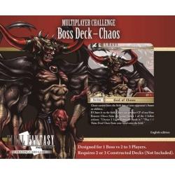 Final Fantasy Tcg Pack Multiplayer Boss Deck Chaos