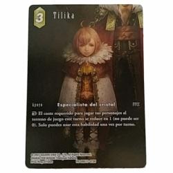 Final Fantasy Tcg Opkit Tilika (20 + 5) Nov20