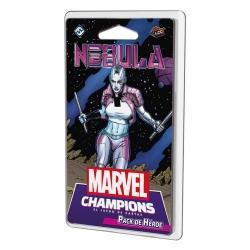 Nebula pack de Héroe para Marvel Champions Lcg de Fantasy Flight Games