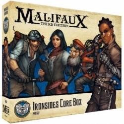 Malifaux 3rd Edition - Ironsides Core Box