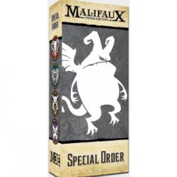 Malifaux 3rd Edition - Agent 46