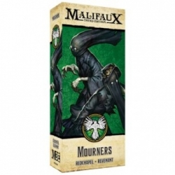 Malifaux 3rd Edition - Mourners