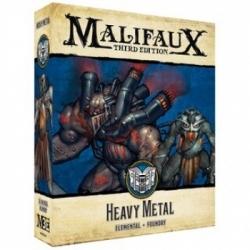 Malifaux 3rd Edition - Heavy Metal