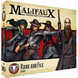 Malifaux 3rd Edition - Rank and File